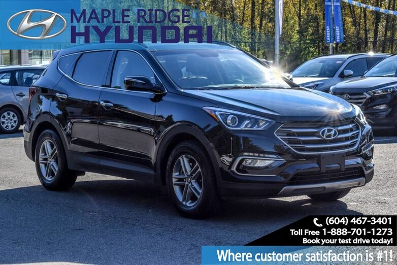 2018 Hyundai Santa Fe Sport SE, AWD, Power Group, Blue Tooth, Keyless, Low Kms Maple Ridge BC