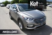 2018 Hyundai Santa Fe Sport SE Leather,Sunroof, Bluetooth, power options, Backup camera, Hea