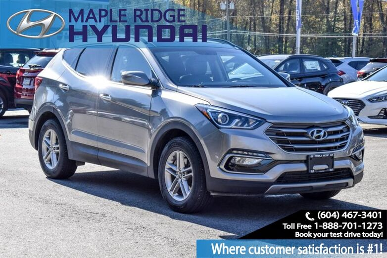 2018 Hyundai Santa Fe Sport SE Maple Ridge BC