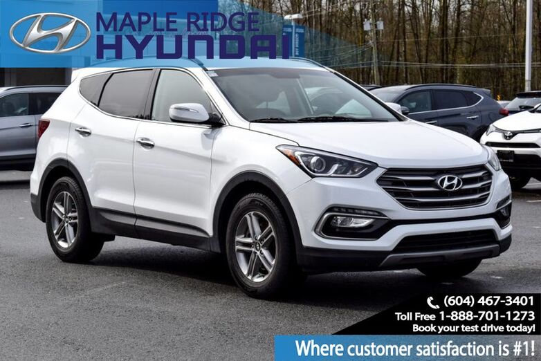 2018 Hyundai Santa Fe Sport Sport, Intuitive AWD, BlueTooth, Blind Spot Detection, Keyless Entry, Reverse Camera Maple Ridge BC