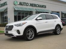 2018_Hyundai_Santa Fe_Ultimate NAV, BLIND SPOT, PANO, HTD/COOLED STS, PWR LIFTGATE, CAPT CHAIRS, PWR LIFT, 3RD ROW SEATS_ Plano TX