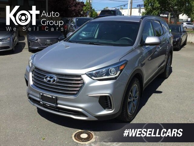 2018 Hyundai Santa Fe XL! 7 PASS! LOTS OF SPACE! GREAT FOR FAMILIES!  Victoria BC