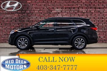 2018_Hyundai_Santa Fe XL_AWD Luxury Leather Roof Nav_ Red Deer AB