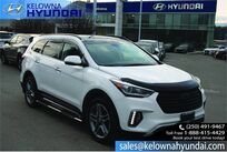 Hyundai Santa Fe XL Limited Lots of Extras!! All weather mats/ Navigation/Leather/ All weather Mats ETC 2018