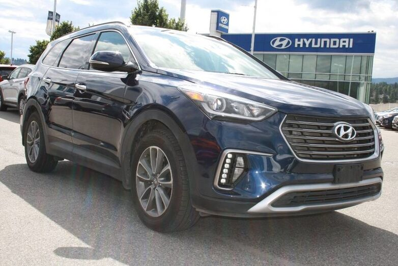 2018 Hyundai Santa Fe XL Luxury Two sets of tires. Winters/ Summers Penticton BC