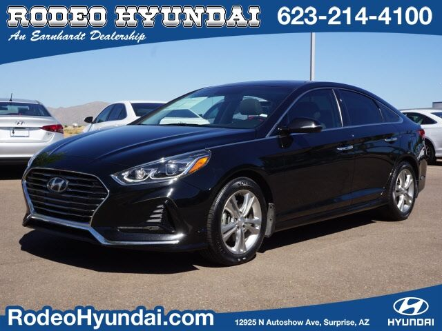 2018 Hyundai Sonata 4d Sedan Limited 2.4L Surprise AZ