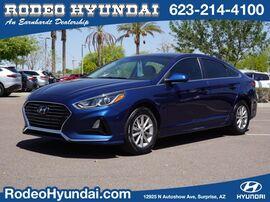 2018_Hyundai_Sonata_4d Sedan SE_ Phoenix AZ