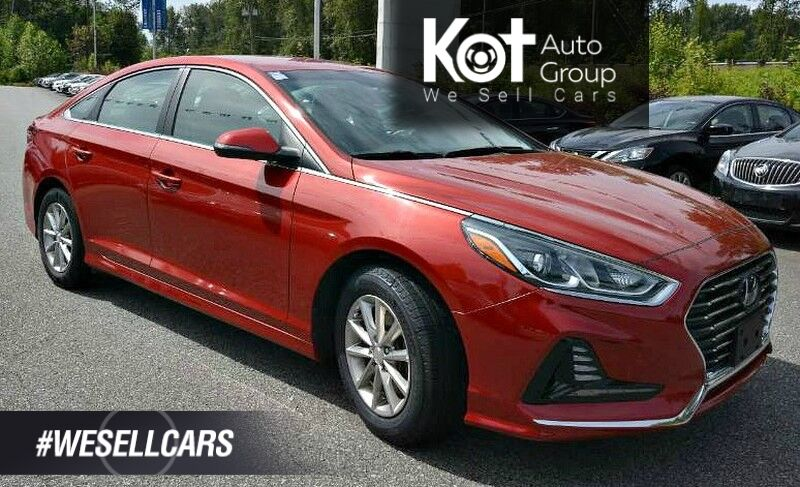 2018 Hyundai Sonata GL Maple Ridge BC