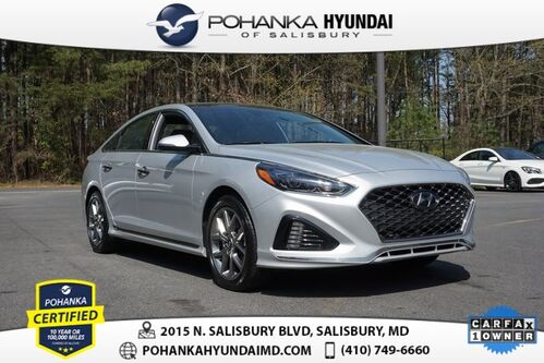 2018_Hyundai_Sonata_Limited 2.0T+ **ONE OWNER**_ Salisbury MD