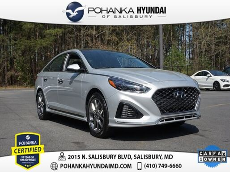 2018_Hyundai_Sonata_Limited 2.0T+ **ONE OWNER**_ Salisbury MD