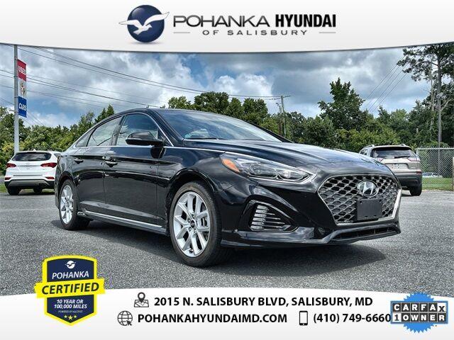 2018 Hyundai Sonata Limited 2.0T **ONE OWNER** Salisbury MD