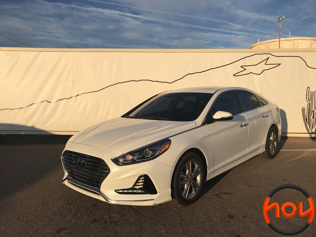 2018_Hyundai_Sonata_Limited 2.4L *Ltd Avail*_ El Paso TX