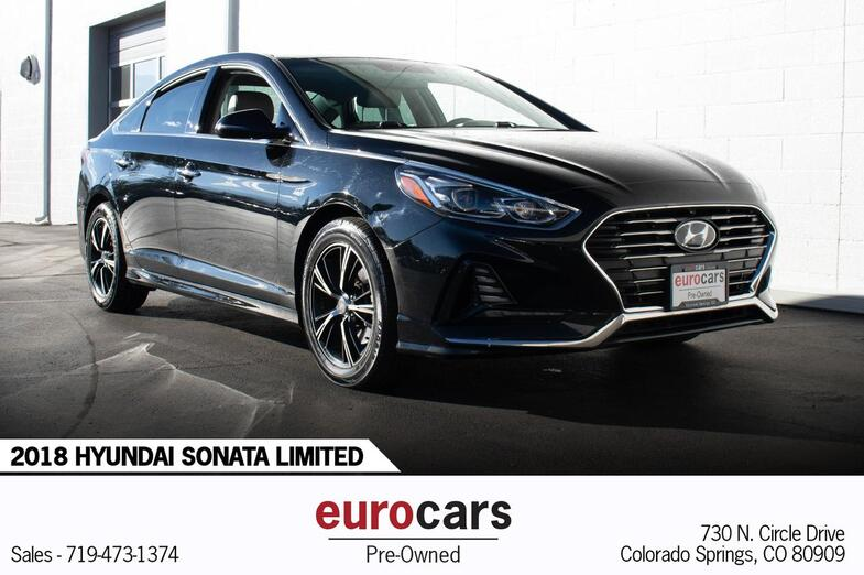 2018 Hyundai Sonata Limited Colorado Springs CO