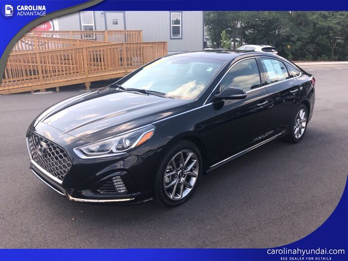 2018 Hyundai Sonata Limited+ High Point NC