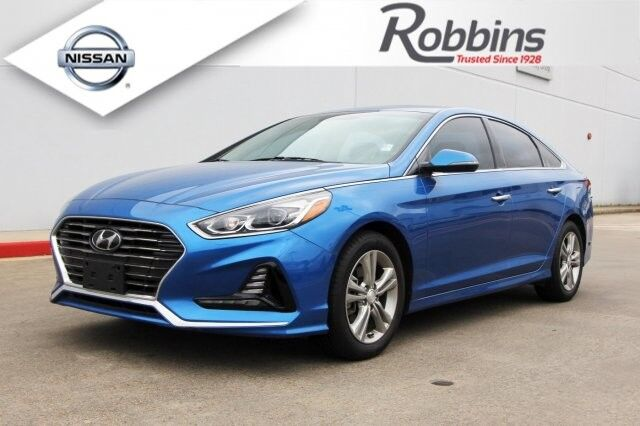2018 Hyundai Sonata Limited Houston TX