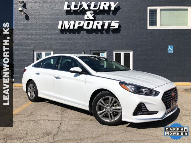 2018 Hyundai Sonata Limited Leavenworth KS