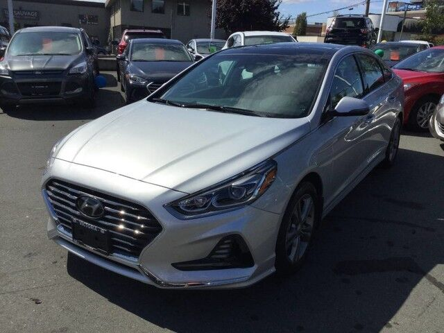 2018 Hyundai Sonata Limited Manager Demo! Navigation, Backup Camera Kelowna BC