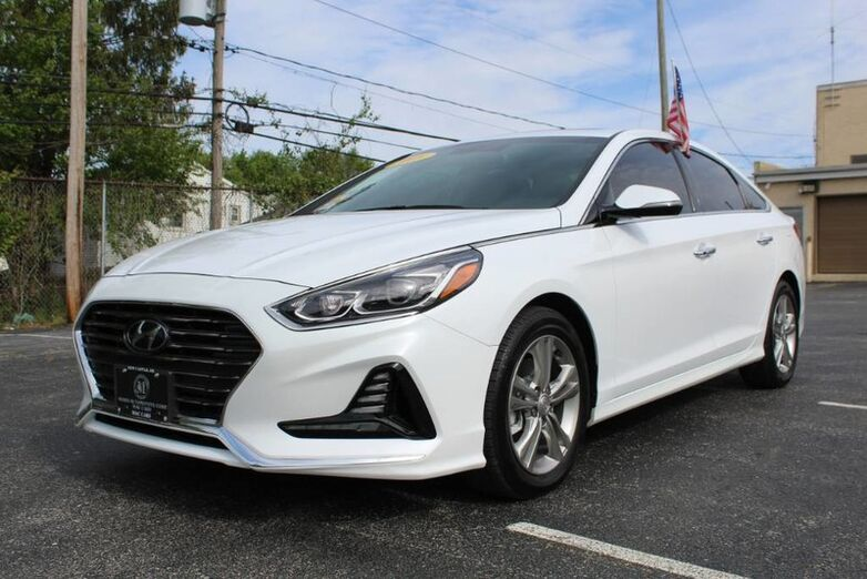 2018 Hyundai Sonata Limited New Castle DE