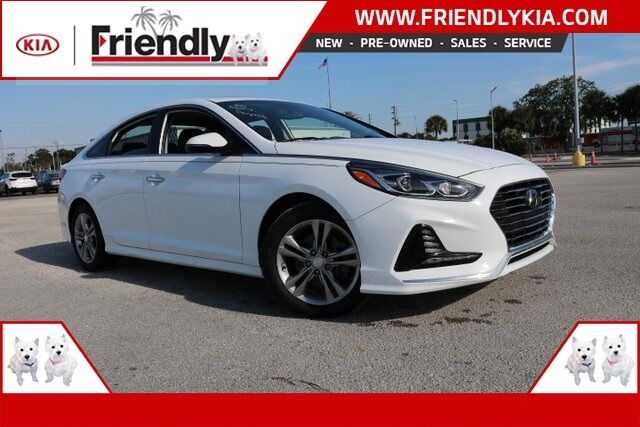 2018 Hyundai Sonata Limited New Port Richey FL