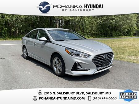 2018_Hyundai_Sonata_Limited **ONE OWNER**CERTIFIED**_ Salisbury MD