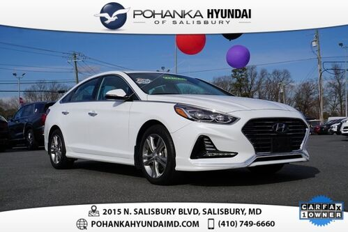 2018_Hyundai_Sonata_Limited **ONE OWNER**CERTIFIED**_ Salisbury MD