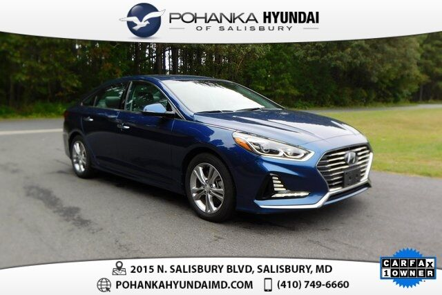 2018 Hyundai Sonata Limited **ONE OWNER**CLEAN TRADE** Salisbury MD