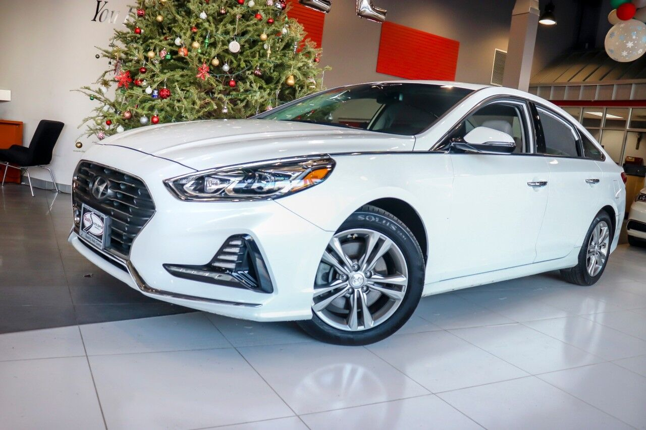 2018 Hyundai Sonata Limited Ultimate Package 3 1 Owner Springfield NJ