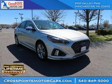 2018_Hyundai_Sonata_Limited_ Winchester VA