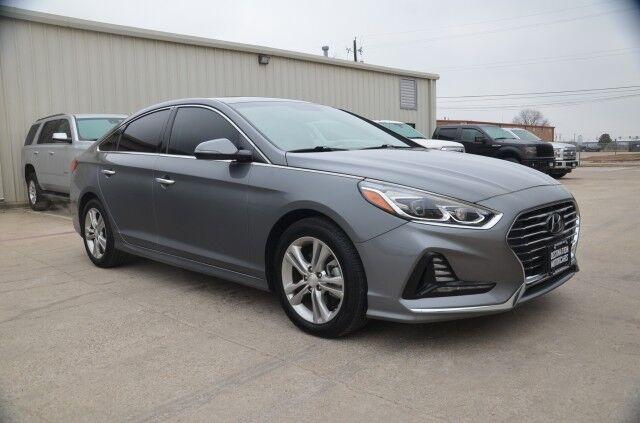 2018 Hyundai Sonata Limited Wylie TX