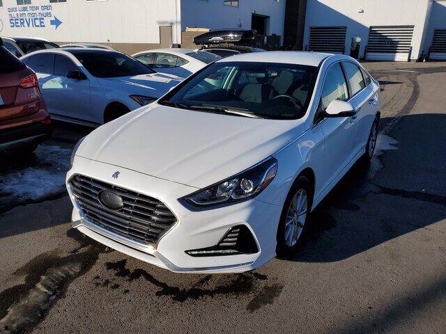 2018 Hyundai Sonata SE Calgary AB