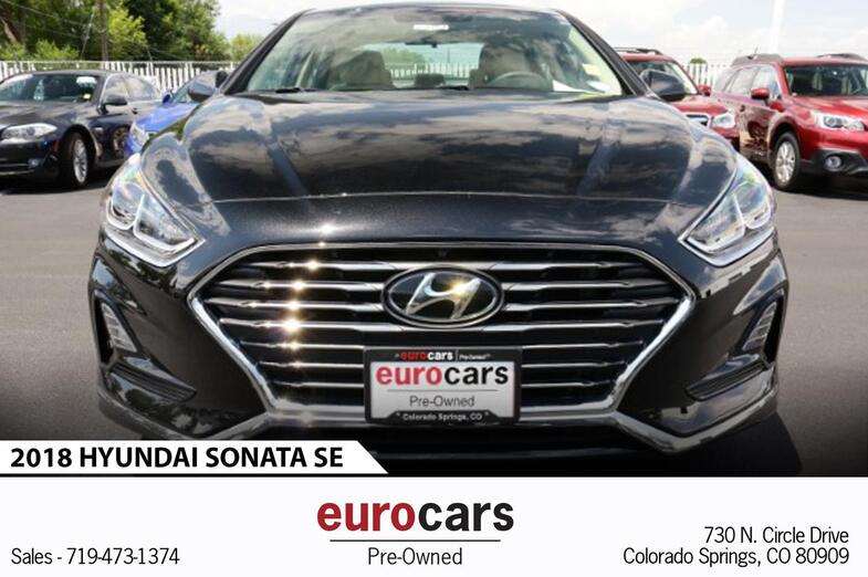 2018 Hyundai Sonata SE Colorado Springs CO