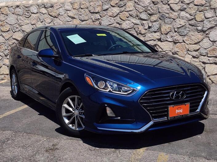 2018 Hyundai Sonata SE El Paso TX