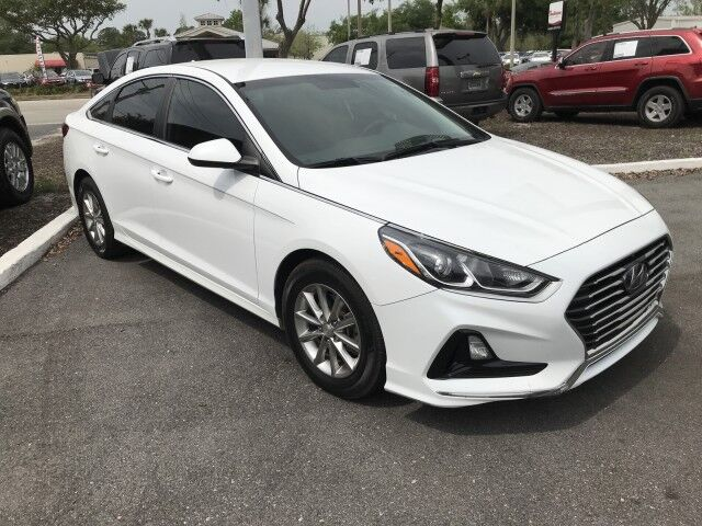 2018 Hyundai Sonata SE Gainesville FL