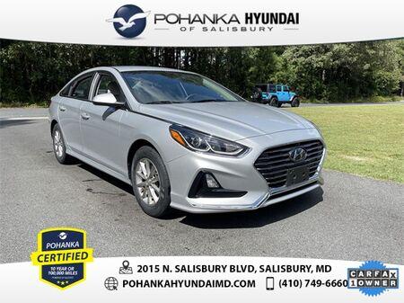 2018_Hyundai_Sonata_SE **ONE OWNER**_ Salisbury MD
