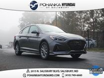 2018 Hyundai Sonata SE **ONE OWNER**CERTIFIED**