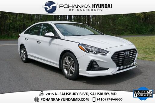 2018_Hyundai_Sonata_SE **ONE OWNER**CERTIFIED**_ Salisbury MD