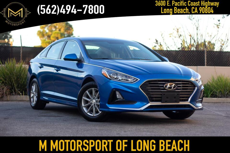 2018_Hyundai_Sonata_SE Sedan 4D_ Long Beach CA