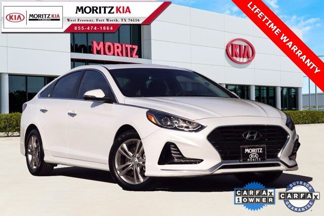 2018 Hyundai Sonata SEL+ Fort Worth TX