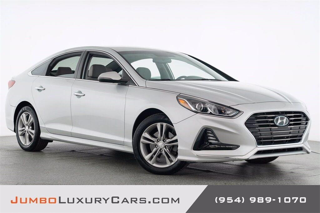 2018 Hyundai Sonata SEL Hollywood FL