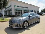 2018 Hyundai Sonata *SPORT&TECH PKG* CLOTH/LEATHER SEATS, SUNROOF, ADAPTIVE CRUISE CONTROL, BLIND SPOT, HTD FRONT STS