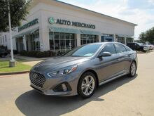 2018_Hyundai_Sonata_*SPORT&TECH PKG* CLOTH/LEATHER SEATS, SUNROOF, ADAPTIVE CRUISE CONTROL, BLIND SPOT, HTD FRONT STS_ Plano TX