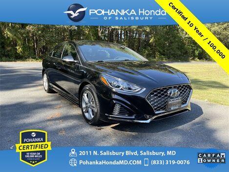 2018_Hyundai_Sonata_Sport ** Pohanka Certified 10 Year / 100,000 **_ Salisbury MD