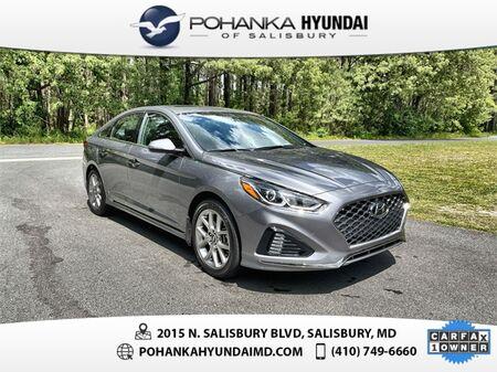 2018_Hyundai_Sonata_Sport 2.0T **ONE OWNER**CERTIFIED**_ Salisbury MD
