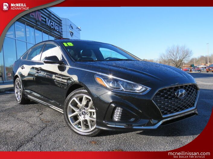 2018 Hyundai Sonata Sport High Point NC