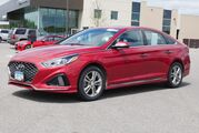2018 Hyundai Sonata Sport+ Video