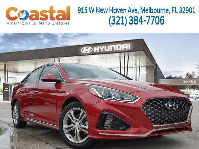 2018 Hyundai Sonata Sport Melbourne FL