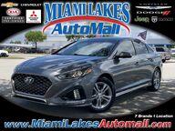 2018 Hyundai Sonata Sport+ Miami Lakes FL