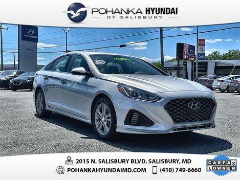 2018_Hyundai_Sonata_Sport **ONE OWNER**CERTIFIED**_ Salisbury MD