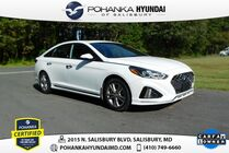 2018 Hyundai Sonata Sport **ONE OWNER**MOONROOF**HEATED**