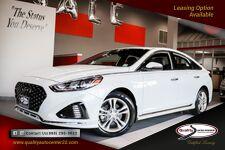 2018 Hyundai Sonata Sport+ Sunroof, Back Up Camera, Car Play